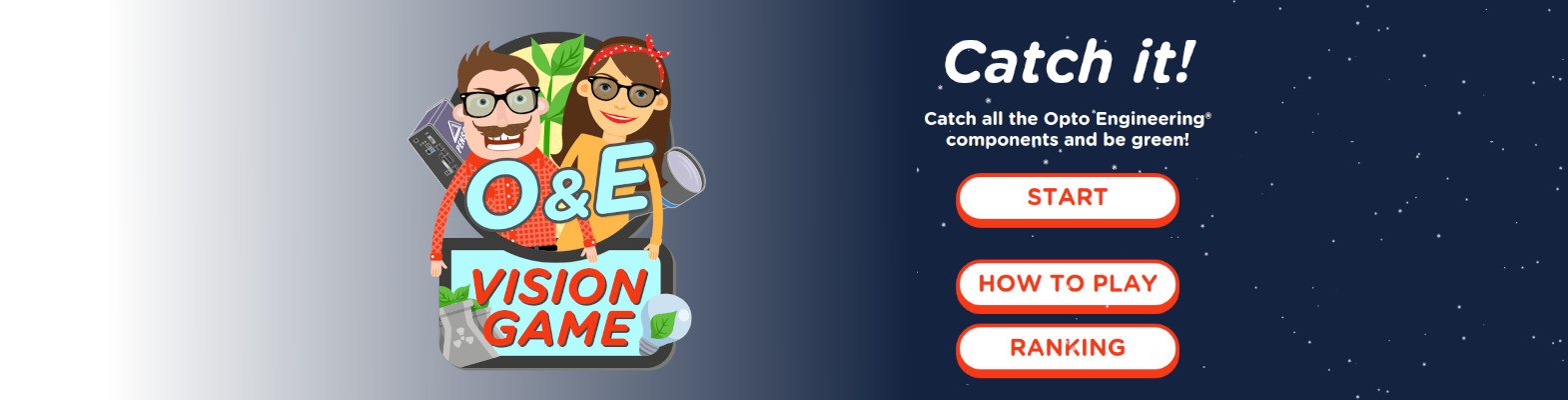 Are you ready to play theO&E vision game?Have fun and enjoy a short break