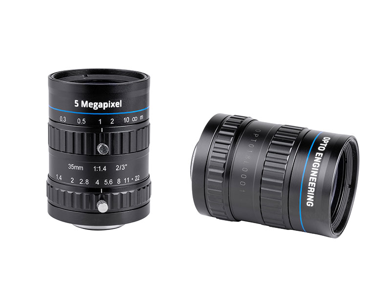 EN5MP3514 Fixed focal megapixel lens, EN2MP series