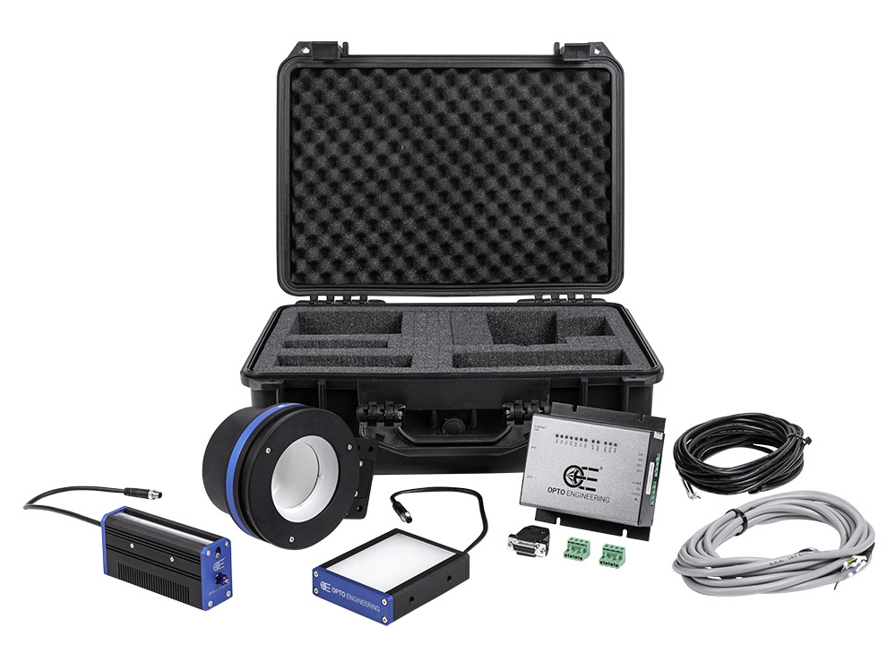 Starter high power LED lighting kit, A version