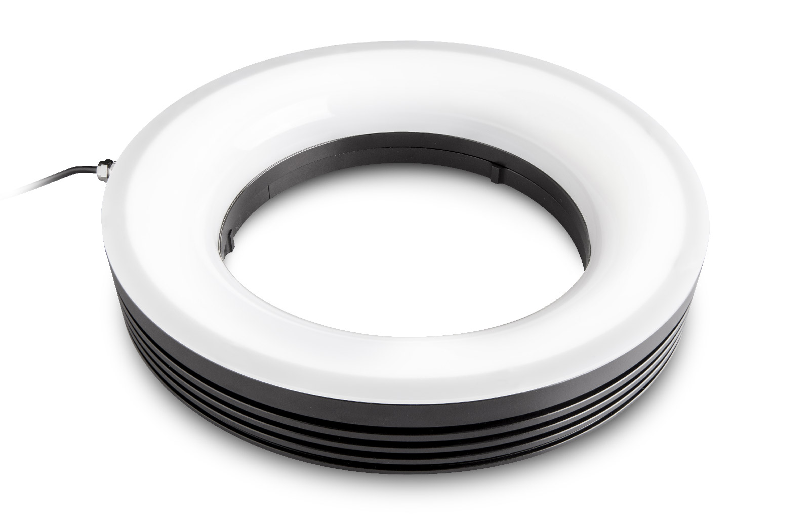 LTRN245W25 Ring LED illuminator, white oblique light
