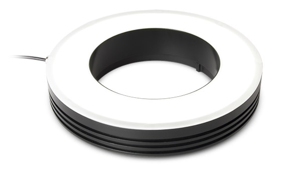 LED ring illuminators - straight type