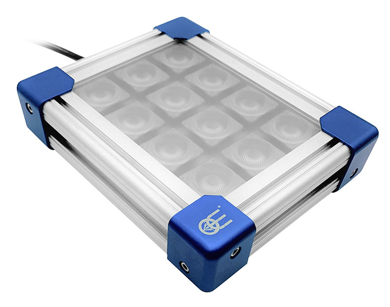 LED rectangular spot lights 24V