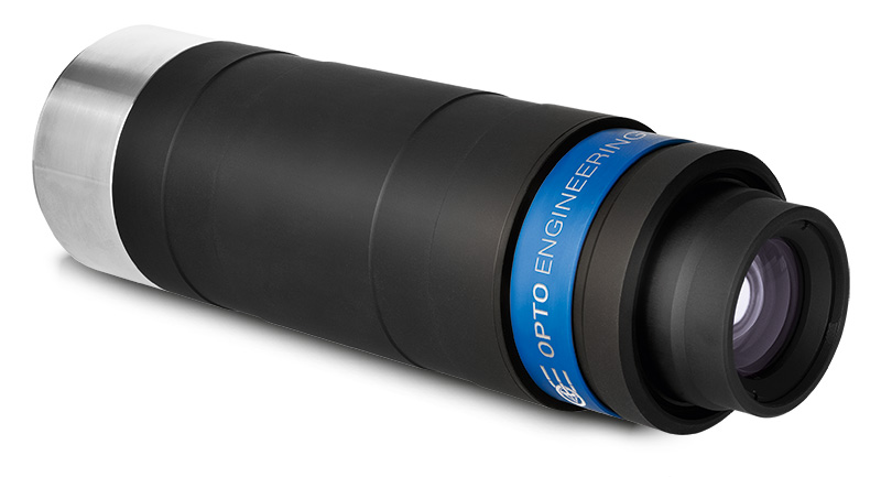 MC12K macro lenses for line scan cameras