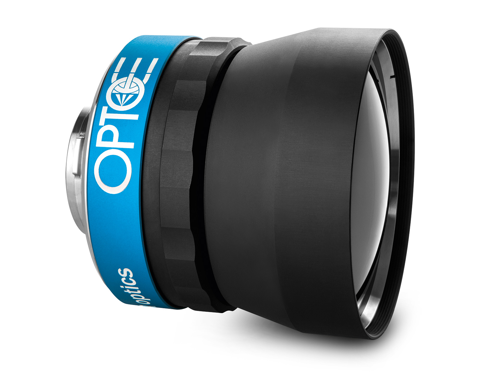 MWIR fixed focal length lenses for InSb sensors up to 21mm