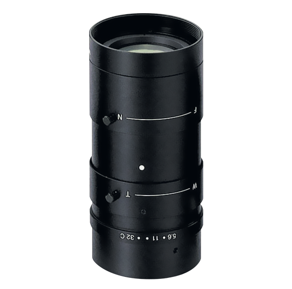 Macro zoom lenses for detectors up to 2/3""