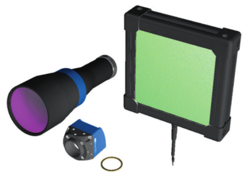 Select imaging components