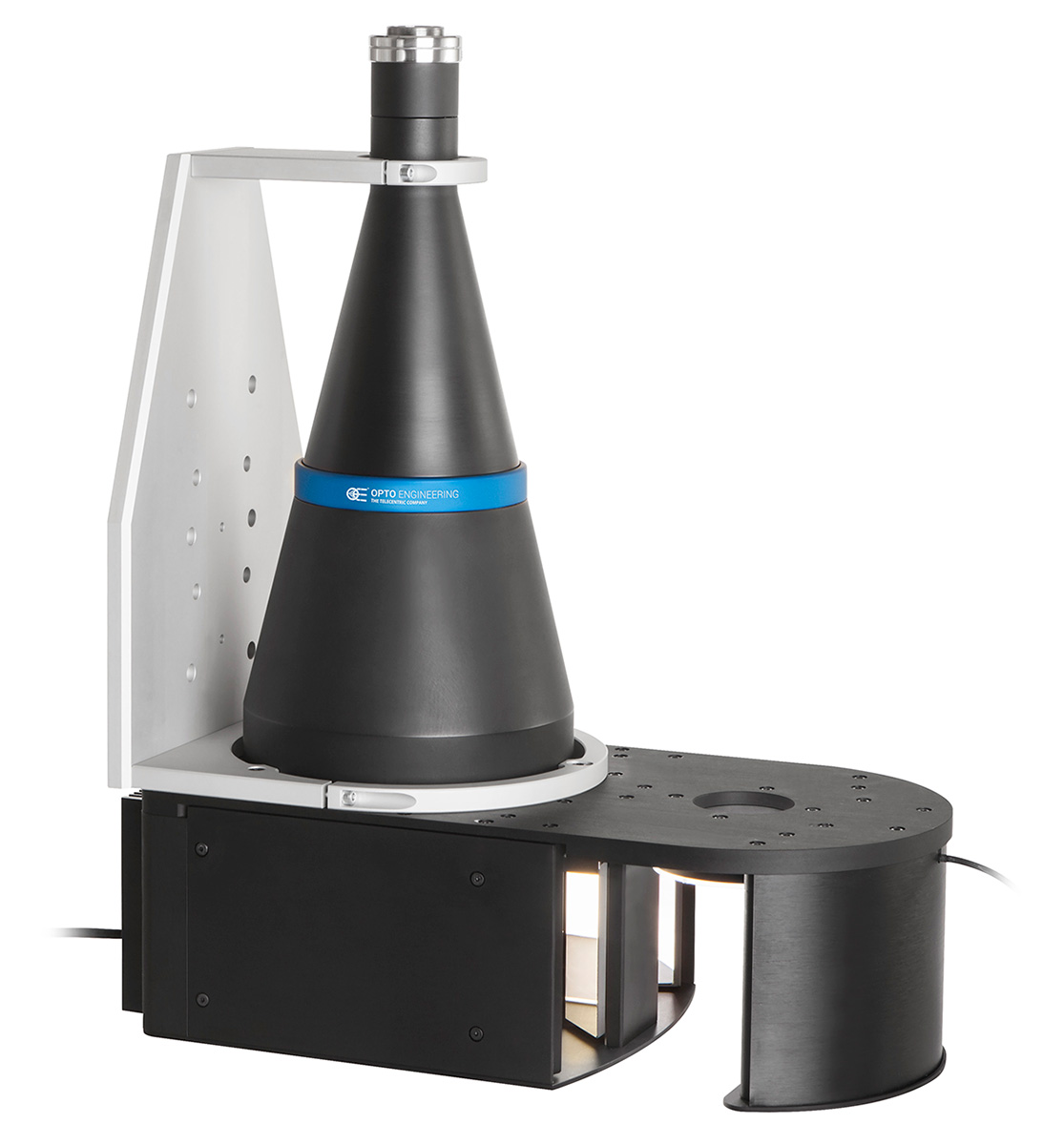 TCCAGE optical inspection system