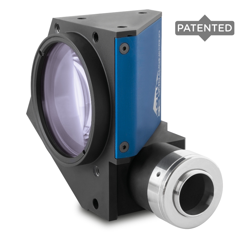 Ultra compact bi-telecentric lenses up to 2/3""
