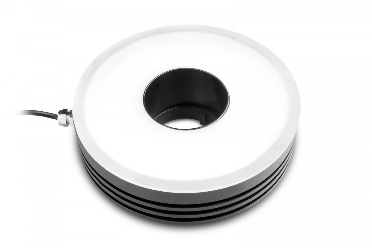LTRN016NW ring illuminator, white color