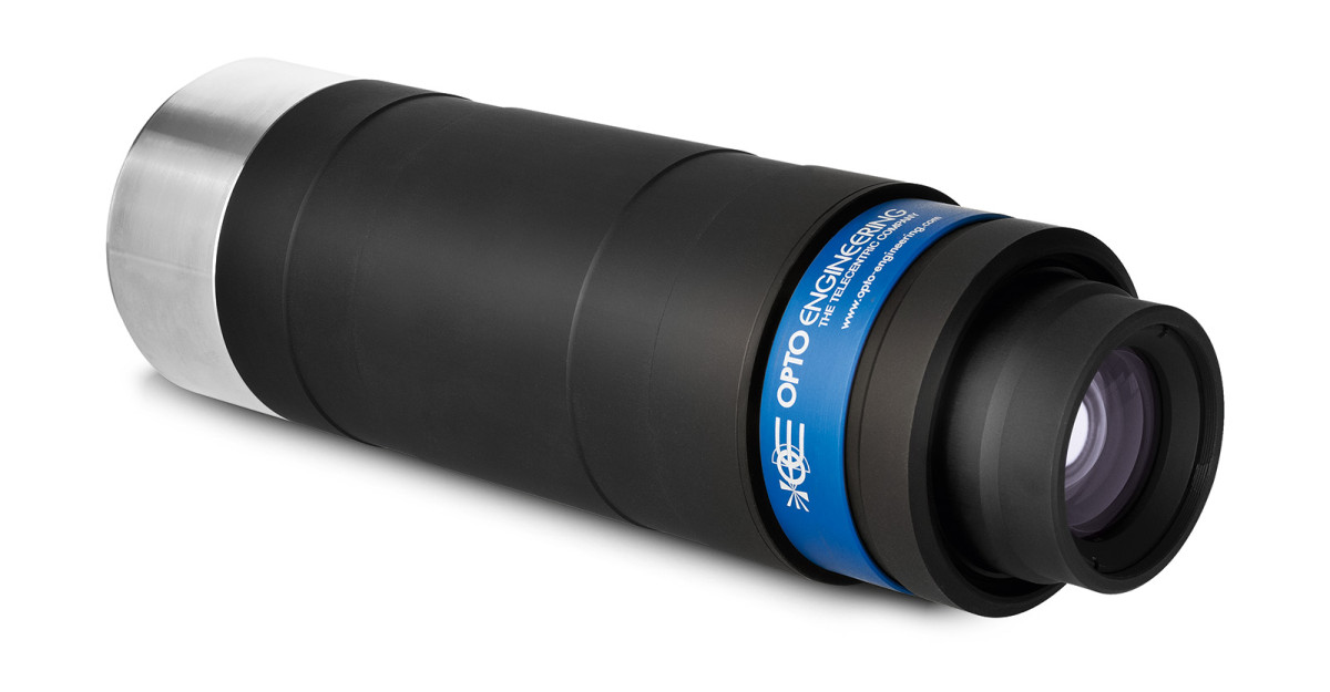 MC12K macro lenses for linescan cameras