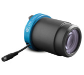 5X continuous macro zoom lenses with motorized control