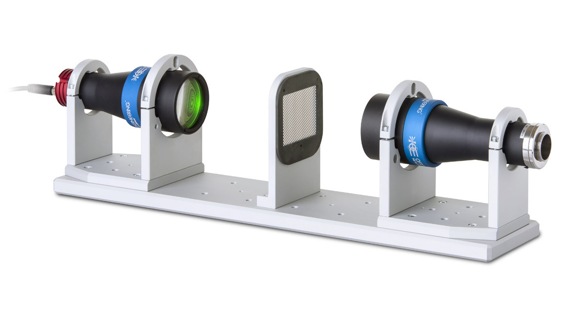 Telecentric Optical Benches For Easy Measurements Tcbench Series